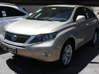 2012 Lexus RX 450h Sport Utility 4D SUV Our Location