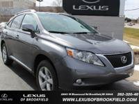 **2012 Lexus RX 350** **L/Certified** **AWD** CLEAN