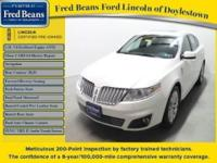 This 2012 LINCOLN MKS Ultimate EcoBoost is LINCOLN