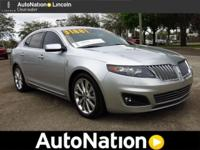 2012 Lincoln MKS Our Location is: AutoNation Lincoln