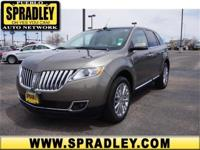 2012 Lincoln MKX 4dr Car Our Location is: Spradley Ford