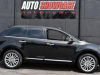 This 2012 Lincoln MKX 4dr AWD 4dr features a 3.7L V6