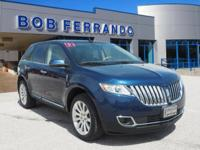 Options:  2012 Lincoln Mkx Base|Miles: 47253Color: Dark