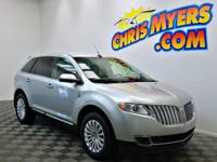 A winning value!!! This MKX has less than 29k miles*