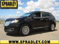 This vehicle is absolutely beautiful! This 2012 Lincoln