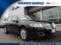 1.9% APR FINANCING AVBAILABLE ON THIS LINCOLN CERTIFIED