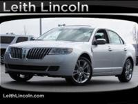 $4,300 below NADA Retail! Lincoln Certified, CARFAX