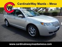 You NEED to see this car! This 2012 Lincoln MKZ is for