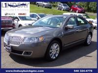 Options:  2012 Lincoln Mkz Base|Gray|Clean Carfax. 4D