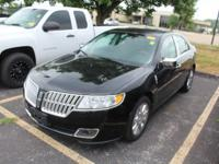 Our Accident Free 2012 Lincoln MKZ Sedan shown in
