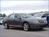 Get excited about the 2012 Lincoln MKZ! A great car and