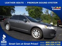 Used 2012 Lincoln MKZ,  DESIRABLE FEATURES:   LEATHER