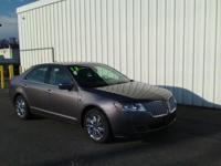 2012 LINCOLN MK-Z!! AWD, 4 DOOR SEDAN, 3.5L V6.