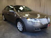 Come see this 2012 Lincoln MKZ Hybrid. Its Variable