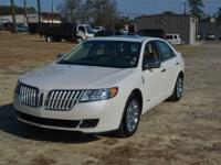 This 2012 LINCOLN MKZ 4dr 4dr Sdn Hybrid FWD Sedan