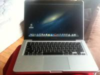I'm seeing if anyone is interested in my mac book pro