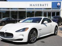 Options:  Maserati Hi-Fi Speaker System -Inc: (6)