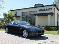 This Certified Pre-Owned Maserati Quattroporte S is the