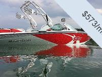 You can have this vessel for just $573 per month. Fill