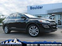 This outstanding-looking 2012 Mazda CX-9 is the rare