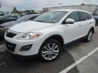 Recent Arrival! 2012 Mazda CX-9 Grand Touring