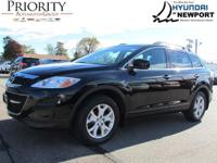 The used 2012 Mazda CX-9 in Middletown, RI is priced to