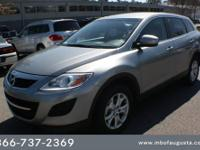 Mercedes-Benz of Augusta presents this 2012 MAZDA CX-9