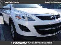FUEL EFFICIENT 24 MPG Hwy/17 MPG City! Mazda Certified,