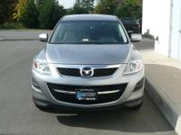 This one owner 2012 Mazda CX-9 Touring F WD is a