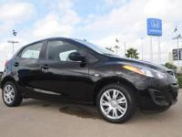 2012 Mazda2 Sport pre owned black hatchback for sale in