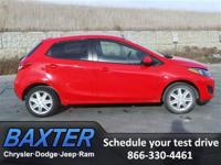 2012 Mazda MAZDA2 4dr Car SPORT Our Location is: Baxter