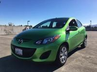 Options:  2012 Mazda Mazda2 Sport 4Dr Hatchback