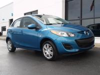 Options:  2012 Mazda Mazda2 Sport|2012 Mazda Mazda2