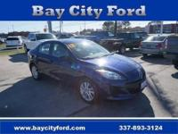 This Mazda3 is well maintained and in beautiful