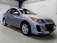 Our 2012 Mazda3 is more entertaining and sophisticated