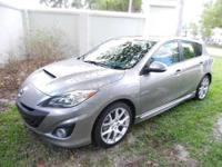 CARFAX 1-Owner, Mazda Certified, ONLY 4,420 Miles!