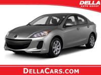 FUEL EFFICIENT 40 MPG Hwy/28 MPG City! Mazda3 i Grand