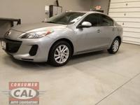 Options:  2012 Mazda Mazda3 4Dr Sdn Auto I Grand