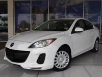 Mazda3 i Sport, 5-Speed Automatic. Clean CARFAX.