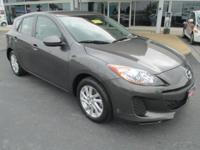 Body Style: Hatchback Engine: Exterior Color: Graphite