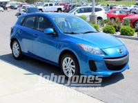 CarFax One Owner. Mazda3 i Touring, 4D Hatchback,