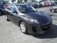 Mazda3 i Touring, Mazda Certified, 5-Speed Automatic,