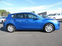 Check out this 2012 Mazda Mazda3 5dr HB Auto i Touring.
