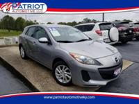 NO ACCIDENTS!! 2012 Mazda 3 Touring. This Mazda Has