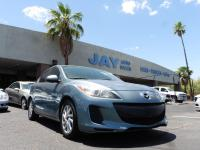 Options:  2012 Mazda Mazda3 4Dr Sdn Auto I