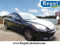 Recent Arrival! 2012 Mazda Mazda3 i Touring FWD 6-Speed