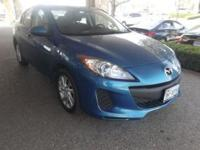 Check out this gently-used 2012 Mazda Mazda3 we
