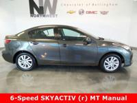 *6-Speed SKYACTIV (r) MT Manual,TRACTION CONTROL,TILT/