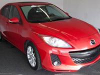 MAZDA CERTIFIED PRE-OWNED 2.5 L ENGINE AUTOMATIC