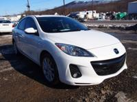 This 2012 Mazda MAZDA3 SEDAN is a steal, with comforts